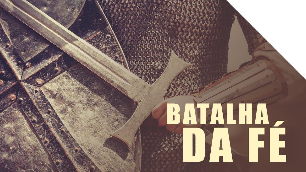 A BATALHA DA FÉ   Palavras de Deus   Lamartine Posella - YouTube