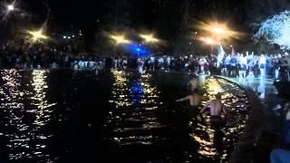 Ohio State University - Mirror Lake Jump 2012 - HD - Right Side
