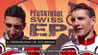 PERSKINDOL SWISS EPIC 2015 Highlight reel