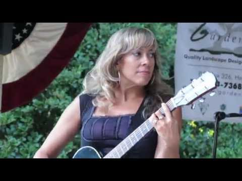 Waiting On A Friend - The Mother Truckers Live @ Tuesday Plaza Concert Series Healdsburg, CA 8-16-16