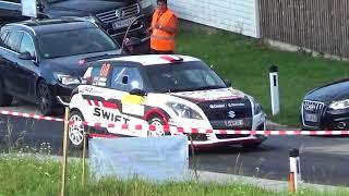 2. Perger Mühlstein Rallye 2018 ZELLHOFER Christoph-BAUMANN Alessandra
