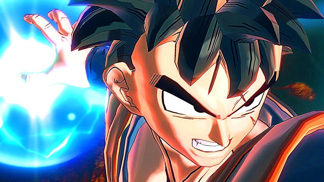 Dragon ball xenoverse 2 gameplay demo e3 2016 youtube