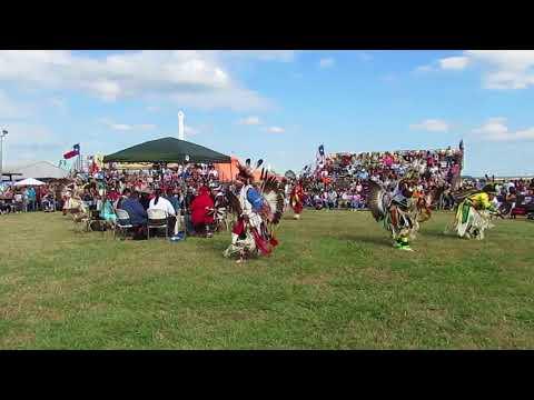 2017 Traders Village Powwow - Houston, Tx.  - Mens Traditional