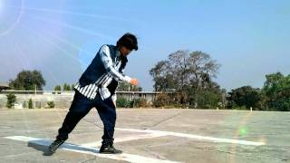 Shakira Whenever Dubstep l MR. MIKE Dubstep dance skills 2013