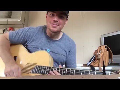 Used to Love You Sober | Kane Brown | Beginner Guitar Lesson