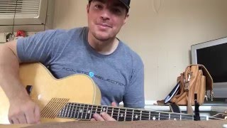 used to love you sober   kane brown   beginner guitar lesson