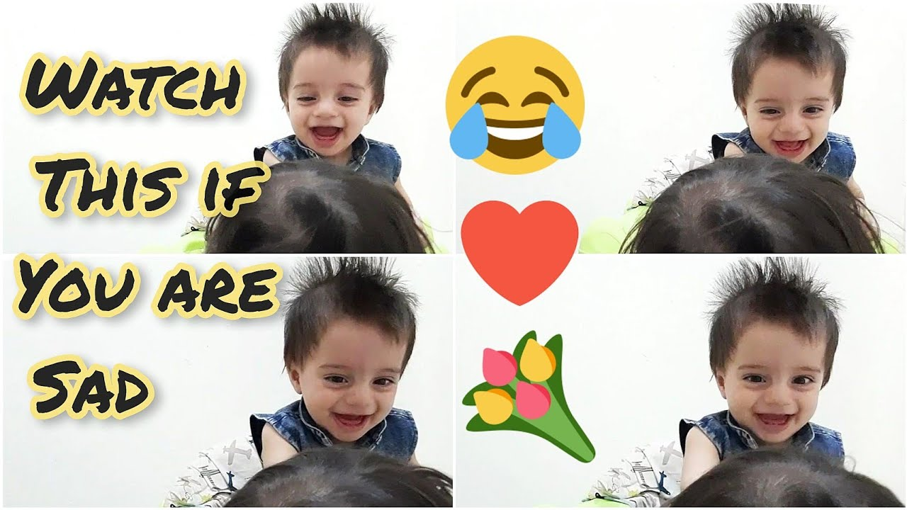 Watch this if you are sad 😂😂😂 - Big brother is entertaining baby brother