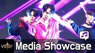 김동한(Kim Dong Han) '선셋(SUNSET)' 솔로 데뷔 무대 @'D-DAY' 발매 쇼케이스 (2018.06.19)