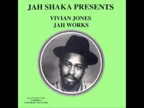 Jah Shaka Presents Vivian Jones - Give Jah Praise - 1987