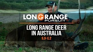 Long Range Pursuit | S3 E2 Long Range Deer in Australia