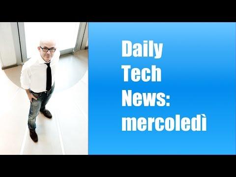 Daily Tech News 8 giugno 2016
