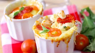How to Make Microwave Pizza Mugs(, 2016-06-18T16:00:06.000Z)