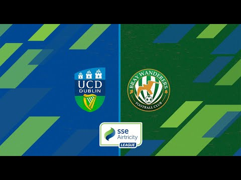 First Division GW15: UCD 1-3 Bray Wanderers