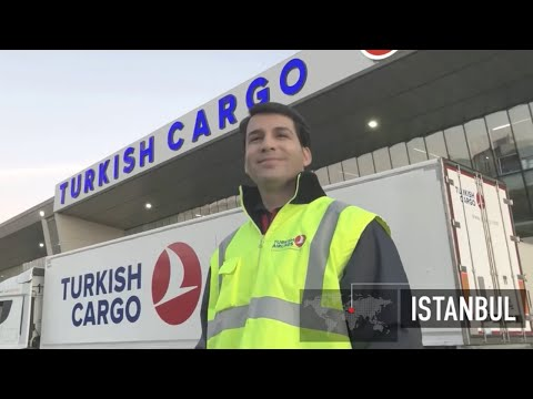 Cargo Airline That Flies To More Countries Than Any Other - Turkish Cargo