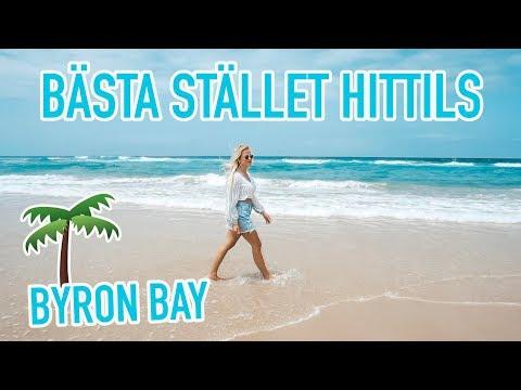 Australien vlogg | BYRON BAY 😍