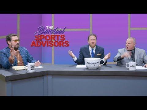 Barstool Sports Advisors — Week 10