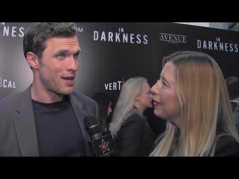 Natalie Dormer, Ed Skrein, and Anthony Byrne Talk In Darkness