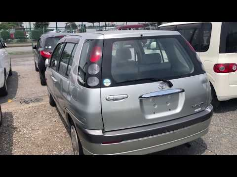 Toyota Raum EXZ10. Запчасти на японские автомобили. Авто из Японии. Как купить авто в Японии.