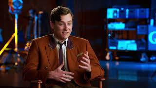 """Bad Times at the El Royale: Lewis Pullman """"Miles"""" Behind the Scenes Interview"""