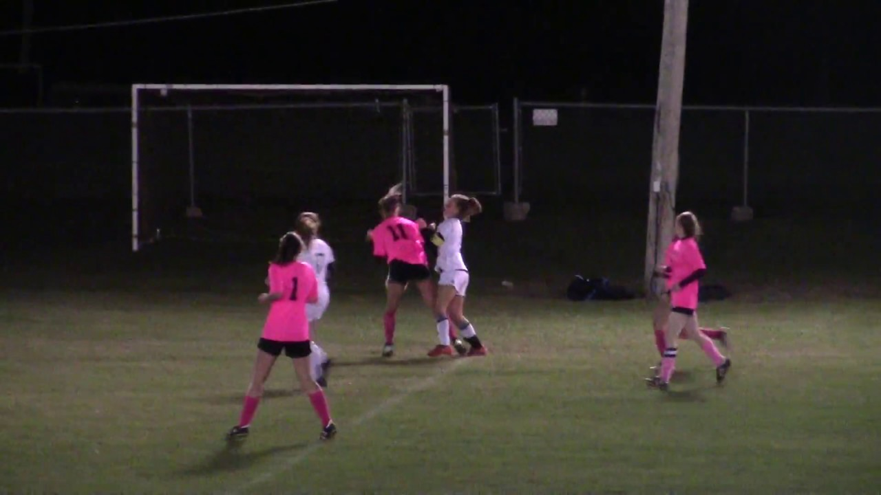 NAC - NCCS Girls  10-5-18