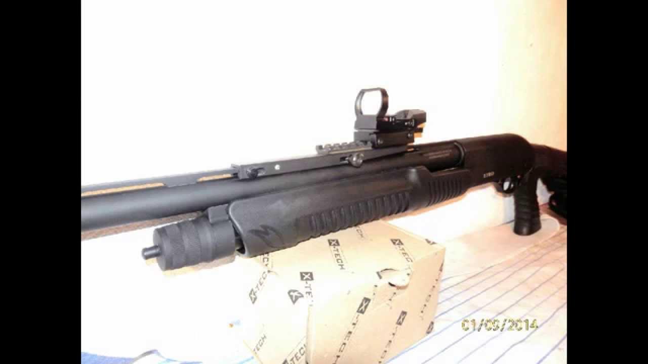 Турецкие ружья: ATA ARMS Venza, Neo, Pegasus, SP Combo. Канал .
