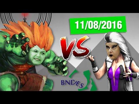 Presidenta vs Presidente, Prejuízo do BNDES e Neymar solta a franga #OtarioNews @CanalDoOtario