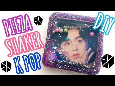 DIY PIEZA SHAKER IDOL K-POP  [ XIUMIN EXO ]