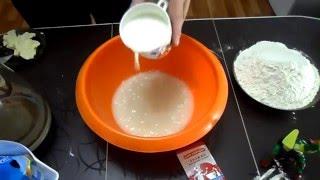 """Волшебное Кулинарное Шоу (ВКШ) выпуск 3 """"Будем булки печь?"""""""