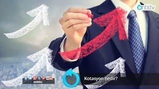 Kotasyon nedir? #kotasyon #faizgetirisi #gecelikfaiz #ekonomi
