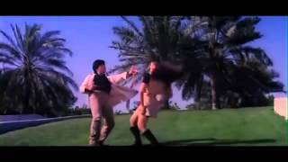 awara paagal deewana fight scene