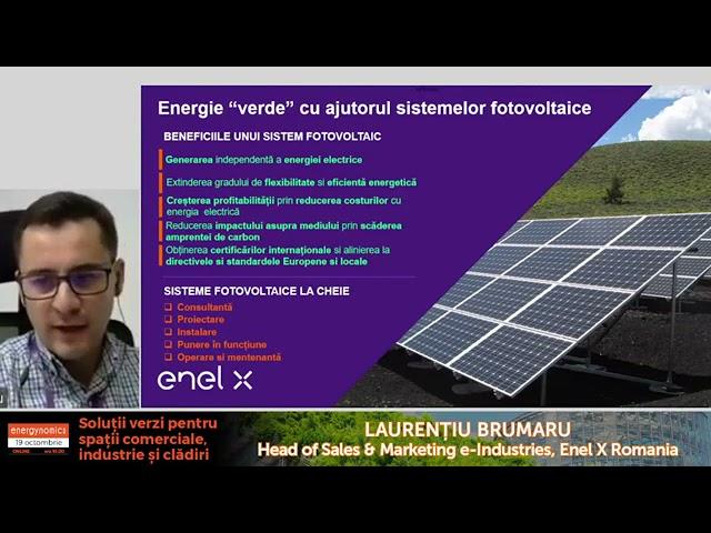 Laurentiu Brumaru  - Enel X Romania