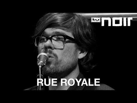 Rue Royale - U.F.O. (live Bei TV Noir)