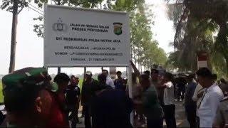Video Polisi Tutup Akses Jalan di Pakuhaji Tangerang, Warga Kesal download MP3, 3GP, MP4, WEBM, AVI, FLV Juli 2018