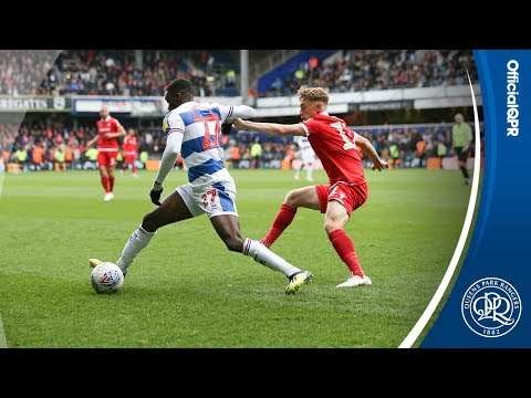HIGHLIGHTS | QPR 0, NOTTINGHAM FOREST 1 - 27/04/19