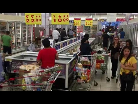 Doha residents stock up on food as Saudi border closes