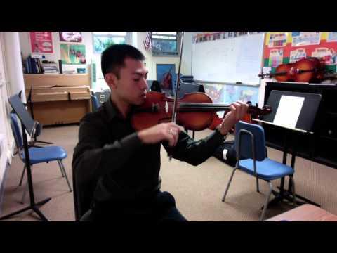 Violin Viola Can Can
