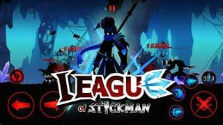 Hack Apk League Of Stickman 2017 (MOD, Compras Libres Y Habilidades Ilimitadas)versión: 4.0.2