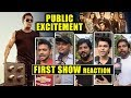 Race 3 First Show PUBLIC EXCITEMENT | Honest Reaction | First Day First Show | Salman Khan