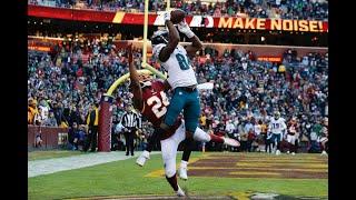 Eagles' Greg Ward on breakout game vs. Redskins