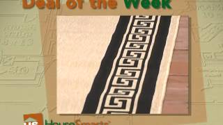 "HouseSmarts Deal of the Week ""Patio Rug"" Episode 36"