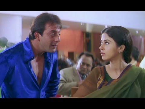 Sanjay Dutt Chooses Dress For Urmila Matondkar - Khoobsurat