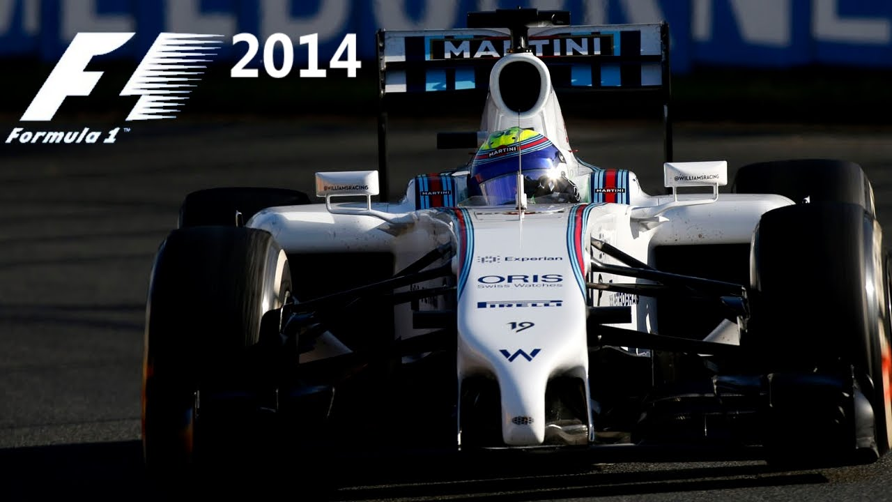 F1 2014 Game - Career Mode News, Start With Any Team!