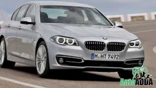 Official - 2013 BMW 5-Series Facelift Video(Watch the Official Video of 2013 BMW 5-series facelift. Subscribe to, watch more videos and updates of BMW, exclusively on Auto Adda at ..., 2013-10-09T05:36:16.000Z)