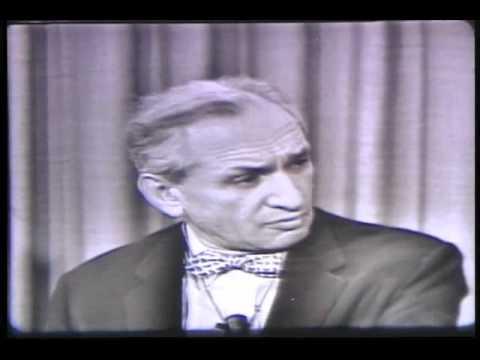 JACK SHAINDLIN ON THE TODAY SHOW 1963