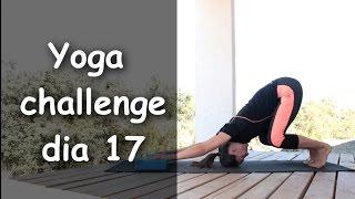 Yoga - Día 17: Flexibles hombros, brazos, espalda