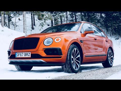 NEW V8 Bentley Bentayga - With £80k Of Options!