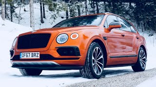 NEW V8 Bentley Bentayga - With £80k Of Options!