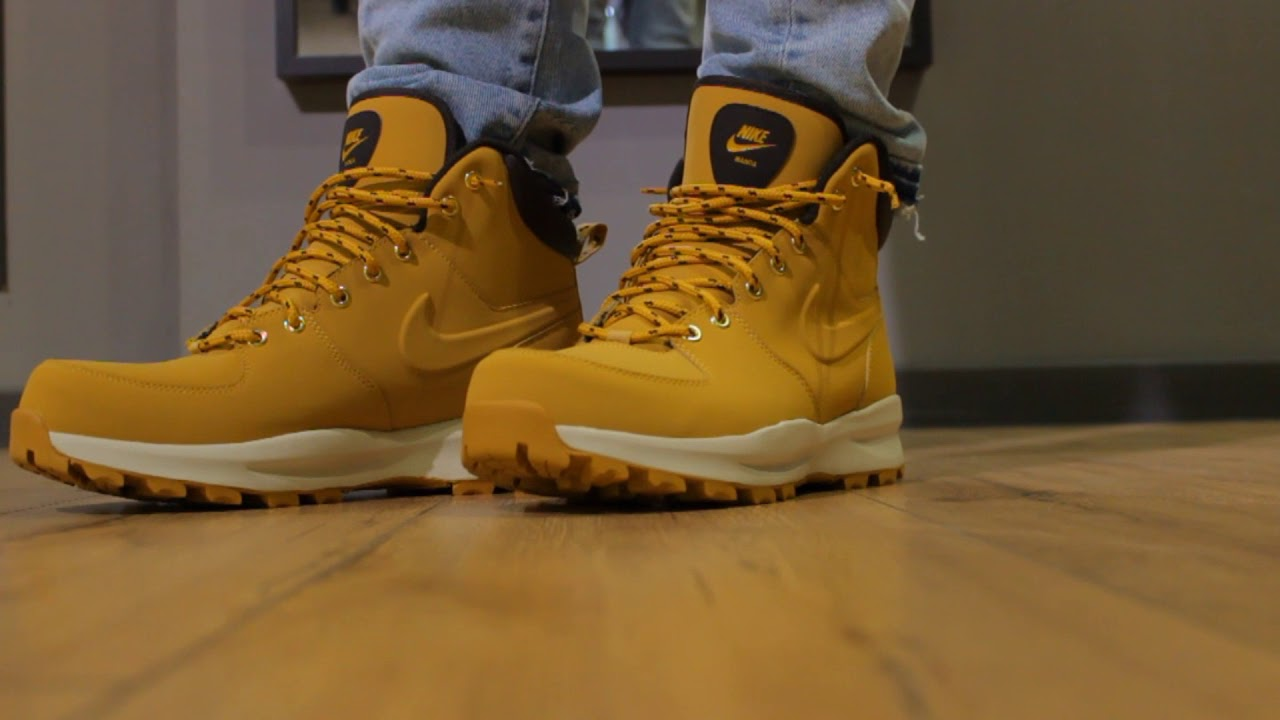 76ef754b1e29 ONFEET Nike Manoa Leather