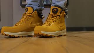 """ONFEET Nike Manoa Leather """"Taffy"""" (454350-700)   sneakers.by"""