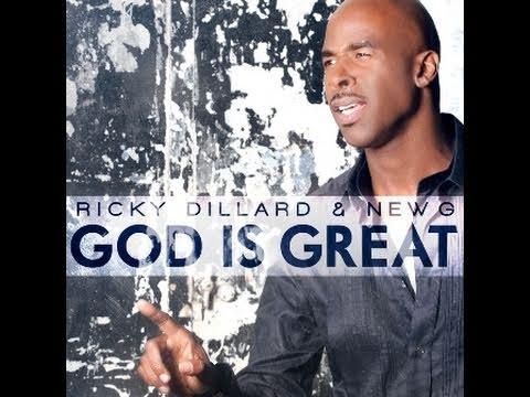 ricky-dillard-new-g-god-is-great-audio-entertainment-one-nashville